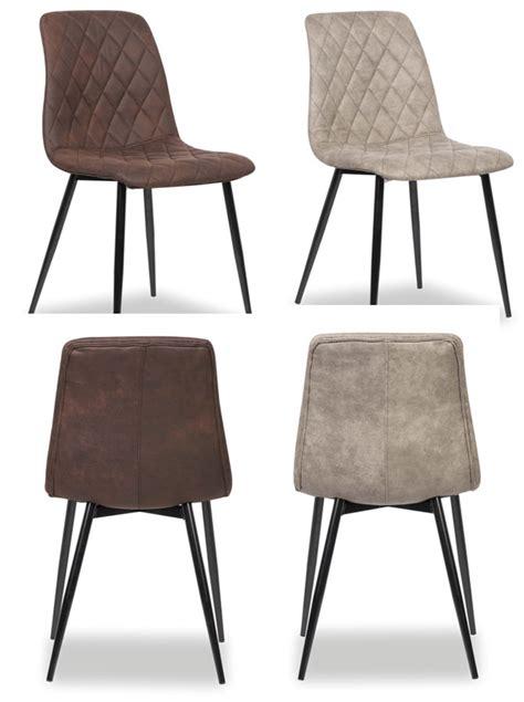 chaise couleur chaises contemporaines pas cher