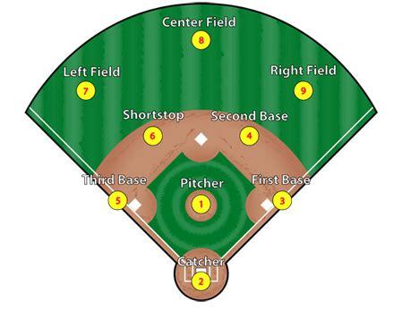 sports genius baseball positions genius