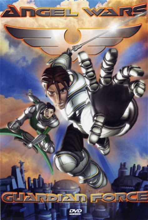 angel wars guardian force episode  dvd  christian