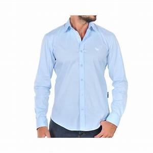Emporio Armani men's light blue casual fashion shirt nwt ...