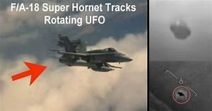 Declassified Footage Shows U.S. Navy Pilots' Apparent ...