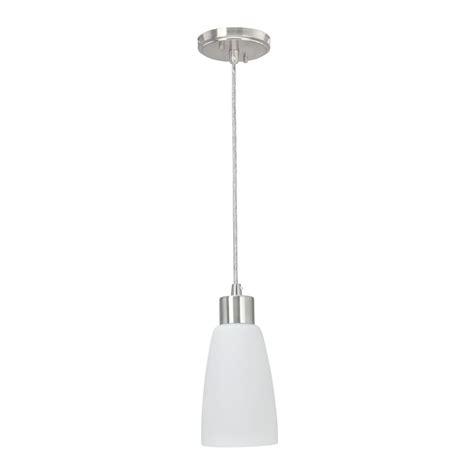 aspen creative corporation 1 light chrome mini pendant