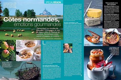 cuisine actuelle fr la normandie à la une de cuisine actuelle michèle