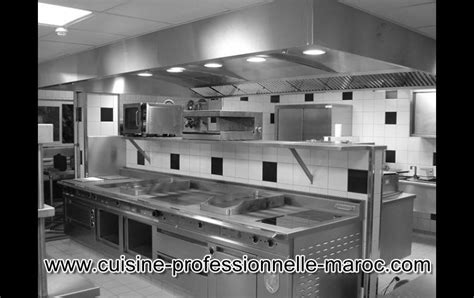 cuisine inox professionnelle matériel pour cuisine professionnelle pro inox cuisine