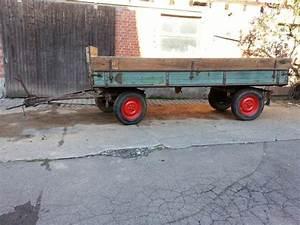 2 Achs Anhänger : 2 achs anh nger traktor anh nger ladewagen in ~ Kayakingforconservation.com Haus und Dekorationen
