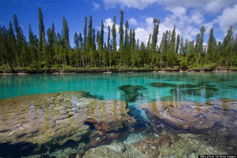 aquarium isle of pines crumbling ruins and coral cliffs are beckoning us to explore new caledonia huffpost