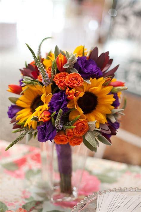 pin    yvonne  wedding bouquets purple
