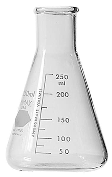 Kimax 26500 Erlenmeyer Flasks, Narrow Mouth