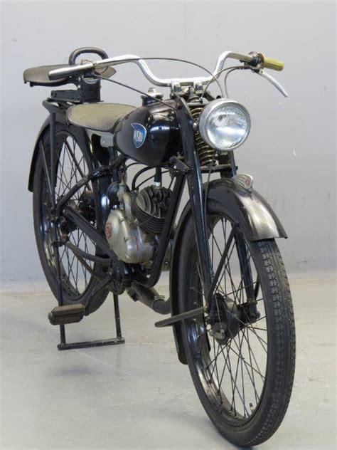 NSU 1952 Quick 98cc 1 cyl ts - Yesterdays