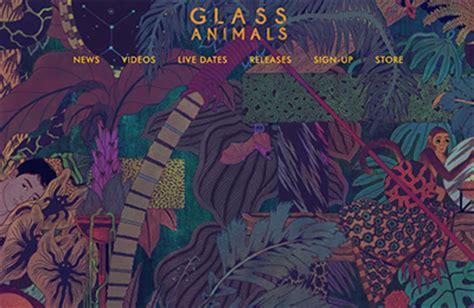 Glass Animals Wallpaper - july 2014 of print