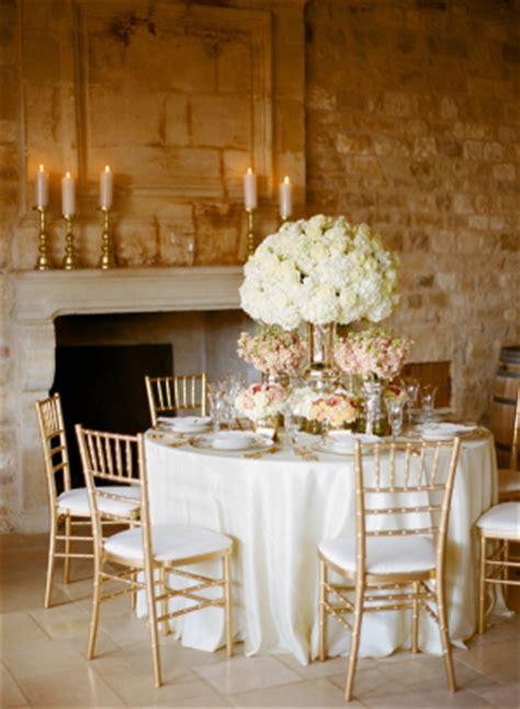 elegant ivory  rose gold wedding inspiration