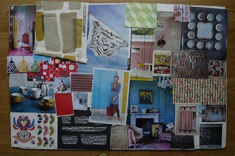 textiles mood board london art portfolio