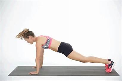 Plank Jump Pike Core Workout Popsugar Fitness