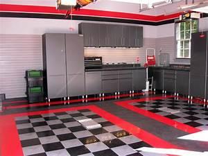 Porsche Garage Interior Design - Decosee.com