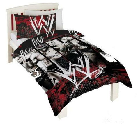 wwe bed set ebay