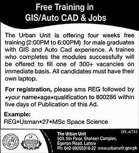 Urban Unit Free Training & Jobs 2014 May Registration for ...