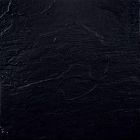 textured black 18 in x 18 in ceramic floor tile 15 4 sq