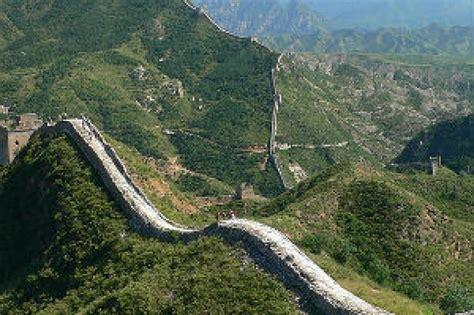 Lielais Ķīnas mūris ir garāks, nekā uzskatīts līdz šim ...