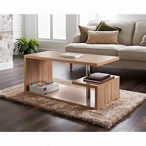 Hampton Coffee Table Living Room Furniture - B&M