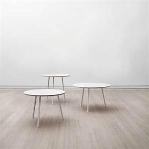 Vitra Tisch Rund : the round loop stand table by hay in the shop ~ Michelbontemps.com Haus und Dekorationen