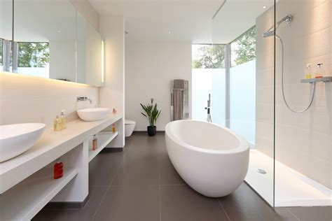 bright concept lighting in bathroom contemporary with