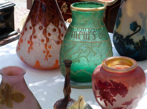 les vases en p 226 te de verre d 233 coration