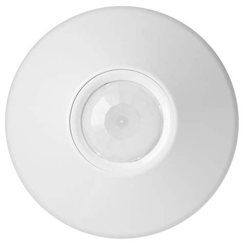 ceiling mount occupancy sensor home depot ceiling mount 360 degree large wireless motion sensor
