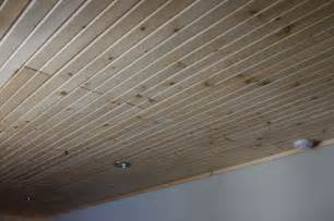 Tin Ceiling Tiles 12x12 by Tongue And Groove Ceiling Gary George General Carpentry