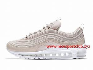 Air Max 97 Pas Cher Rose Chaussures Nike  Distributeur