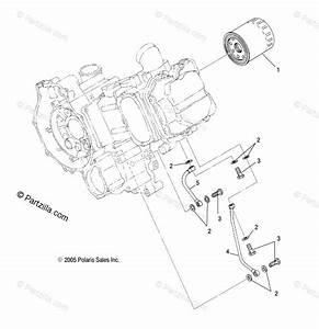 Fiat 500 Engine Filter Location Diagram