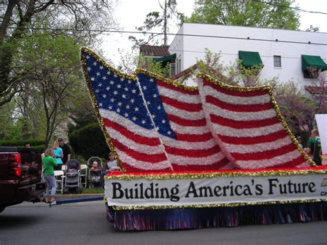 parade float ideas parade float  american flag