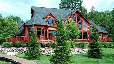 ranch house with wrap around porch eloghomes com gallery of log homes