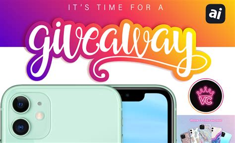 iphone giveaway enter chance win