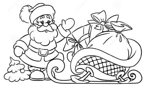 santa drawing template  getdrawings