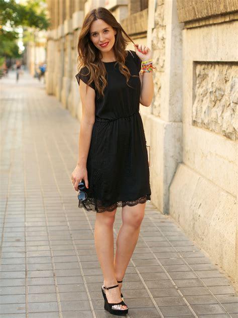 Vestidos negros para el du00eda u00a1Su00ed es posible! | Vestidos Glam