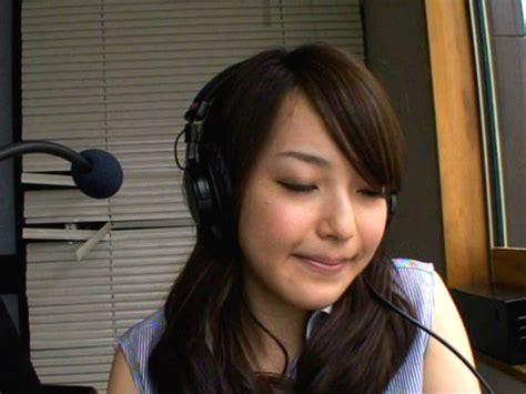 First Time Ever Public Radio Orgasm Using