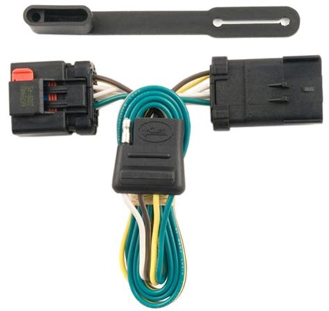 Jeep Trailer Wiring Harnes 2004 by 2004 Jeep Grand Custom Fit Vehicle Wiring Curt