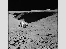 Thousands of HighRes Pictures with NASA's Apollo Missions
