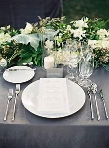12 super elegant wedding table setting ideas With wedding table setting ideas