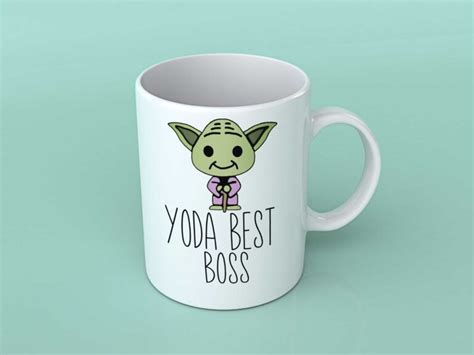 Yoda best husband (as pictured) get your product quickly! Yoda best boss coffee mug - Mugman