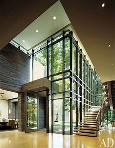 double height contemporary entrance hall - Google Search