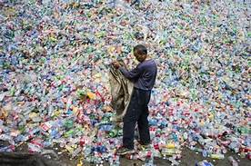 China is forcing small-town America to stop recycling, by refusing to buy mountains of contaminated waste…