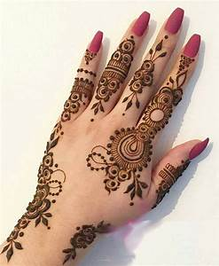 Latest Best Henna Mehndi Designs 2018 2019 Catalog Book Images
