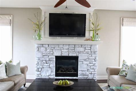 White Stone Fireplace Most Elegant Fireplace Designs