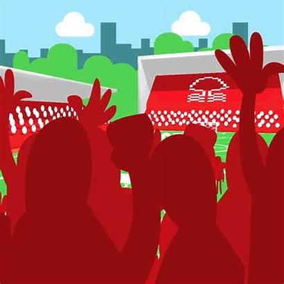 Nottingham Forest Celebrating Gifs Return Much Re