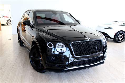2018 Bentley Bentayga Stock # 8n020625 For Sale Near
