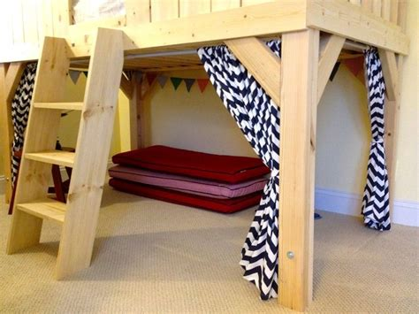 ana white build  clubhouse bed   easy diy
