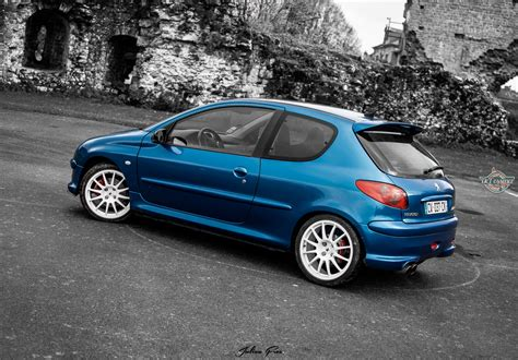 Peugeot 206 Rc by 206 Rc Une Gti Dledmv