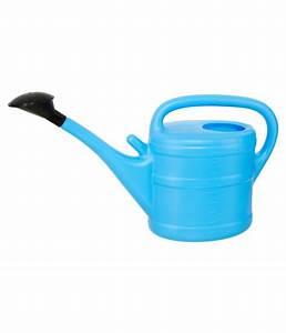 Gießkanne 1 Liter : geli kunststoff gie kanne mit gie brause 10 liter dehner ~ Markanthonyermac.com Haus und Dekorationen