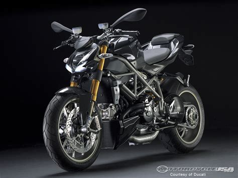 2009 Ducati Streetfighter First Look  Motorcycle Usa